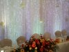 LED Curtain Head Table
