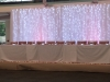 LED Head Table Decoration & Backdrop