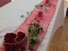 Garden Themed Head Table Decoration