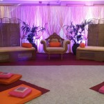 Mendhi & Sangeet Decor