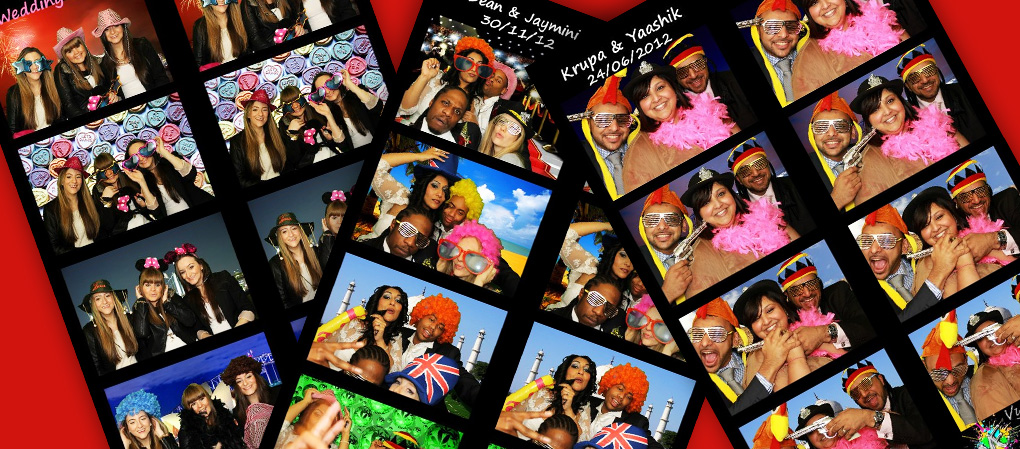 Vybrant Photo Booths