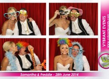 Wedding Photobooth Vybrant Events