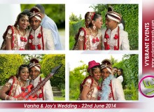 Wedding Photobooth -Vybrant Events